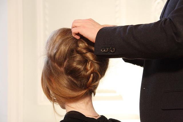 healthy scalp and hair
