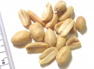 peanut nutrition